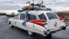 L'auto dei Ghostbuster in tutto il suo splendore