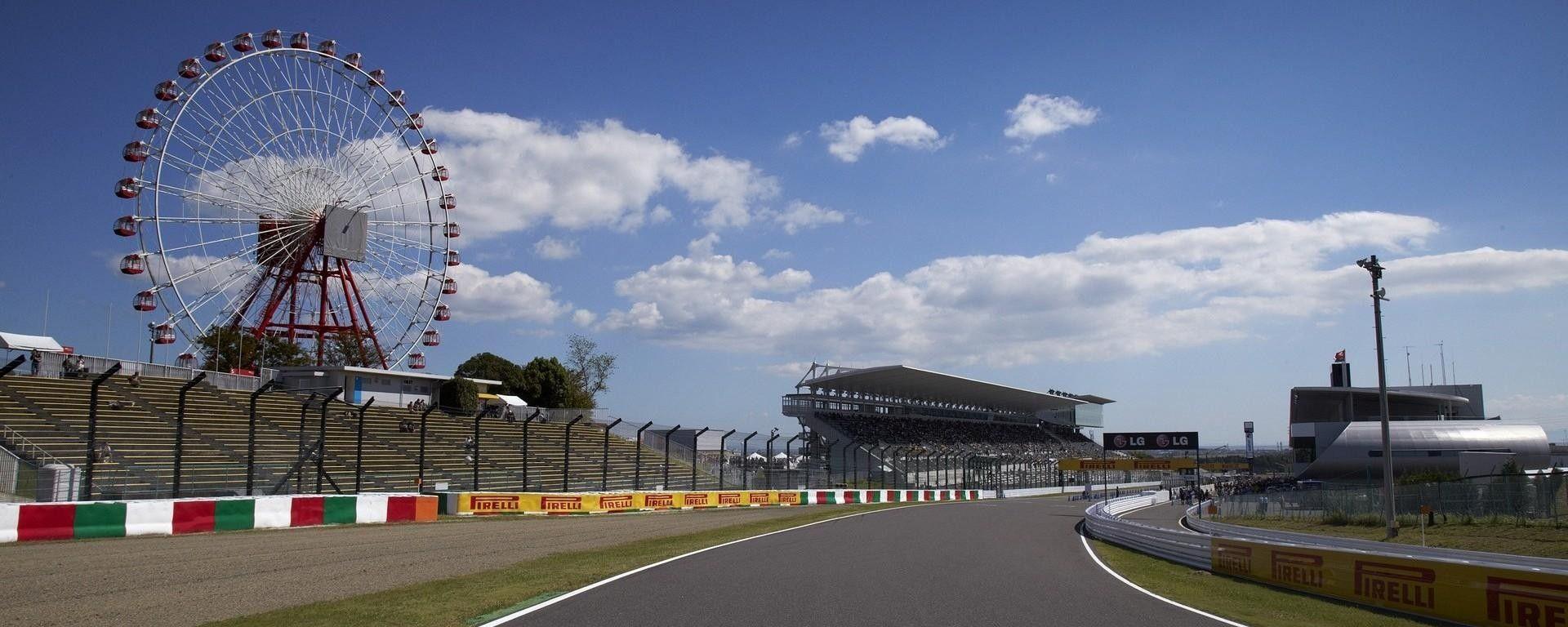 L'autodromo di Suzuka
