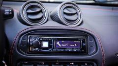 L'autoradio dell'Alfa Romeo 4C