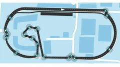 Layout ePrix del Messico