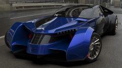 Lazzarini One, la limo digital concept