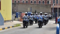 BMW F 750 GS: le moto speciali della Polizia Locale di Taranto
