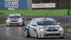 Peugeot 308 Racing Cup conquista il podio a Monza nel TCR