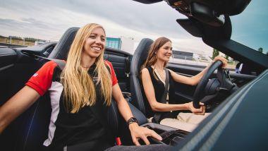 Le attrazioni del Porsche Experience Center Franciacorta sono rivolte a tutti: clienti e non