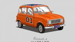 Se il Generale Lee fosse una Renault 4 - Immagine: 1