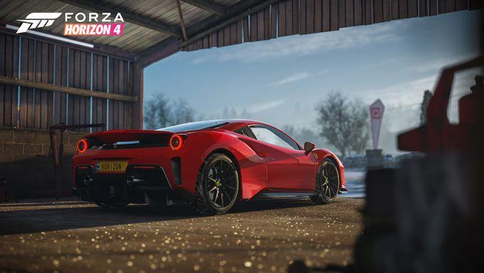 Le auto di Forza Horizon 4