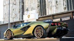 Le auto di MIMO 2021: lo stand Lamborghini