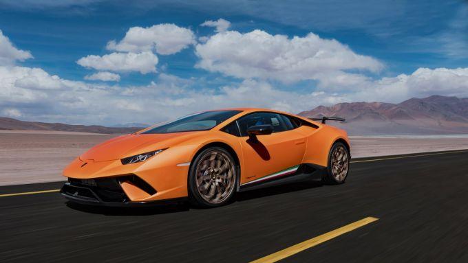 Le auto e peggiori che ho guidato: Lamborghini Huracan Performante