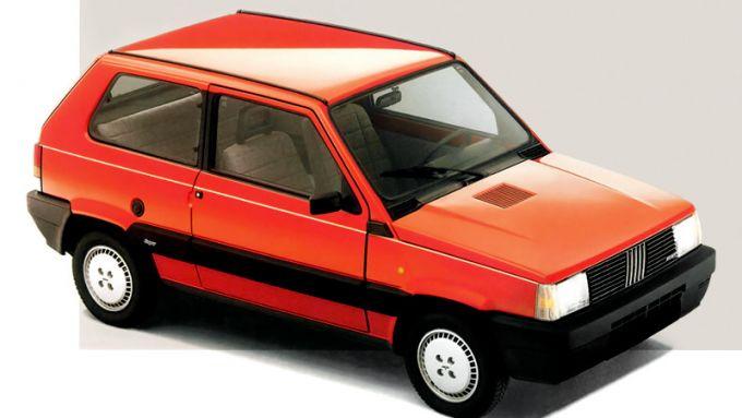 Le auto migliori e peggiori che ho guidato: Fiat Panda 45 S