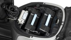 Le batterie dello scooter elettrico Askoll