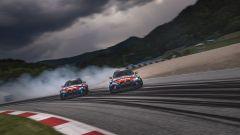 Le BMW M4 Competition debuttano nel Campionato Europeo Drift Masters