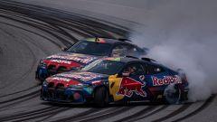 Le BMW M4 Competition dei Red Bull Driftbrothers hanno più di mille cavalli