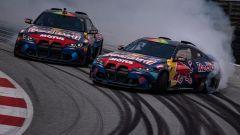 Video: le BMW M4 Competition preparate per il drifting