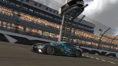Le BMW M8 GTE a Daytona