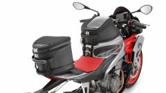 Le borse disponibili per l'Aprilia Tuono 660