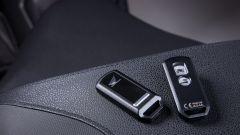Le chiavi dell'Honda Forza 350 2021