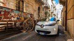 Le colonnine ENEL potranno essere utilizzate non solo dalle Renault Zoe di Sicily by Car ma da tutte le elettriche