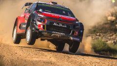 Le dichiarazioni di Citroen Racing prima del Rally Italia Sardegna 2018