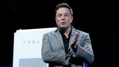 Le dichiarazioni di Musk affossano Tesla a Wall Street