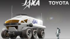 Le dimensioni di Toyota Lunar Cruiser