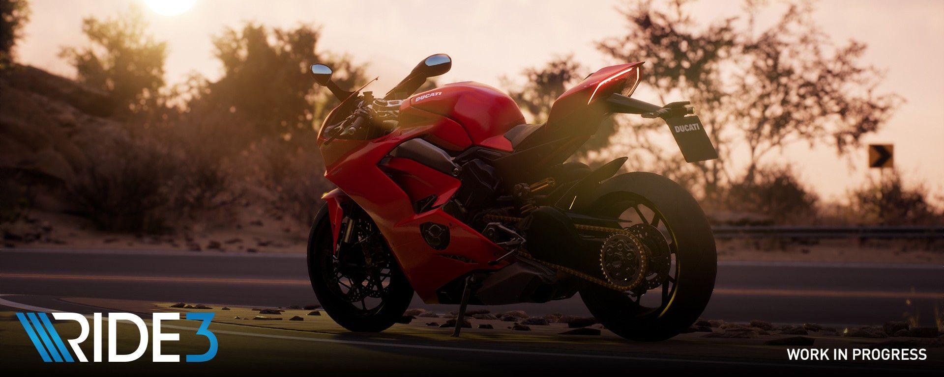 Le Ducati sbarcano su Ride 3: ecco il trailer