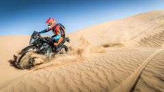 Le dune non intimoriscono la 790 Adventure R