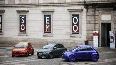 Le edizioni One Off di Fiat 500 elettrica a Milano