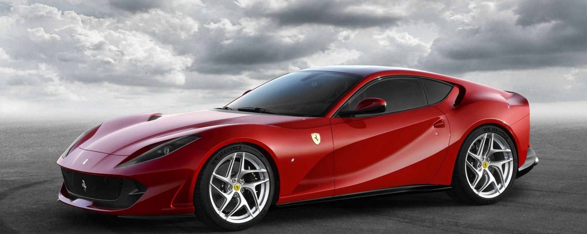 Le Ferrari del futuro saranno ibride