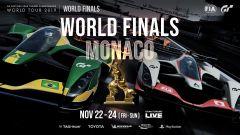 Le finali del campionato di GT Sport si terranno a Monaco