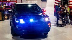 Le Ford Interceptor della polizia USA si sanificano da sole dal Coronavirus