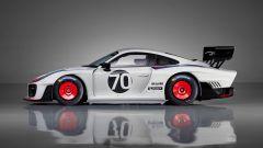 Le forme derivate dalle Gruppo 5 rivivono in questa Porsche 935 omologata per la pista