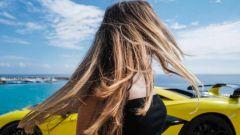 Le foto palermitane di Letizia Battaglia per Lamborghini