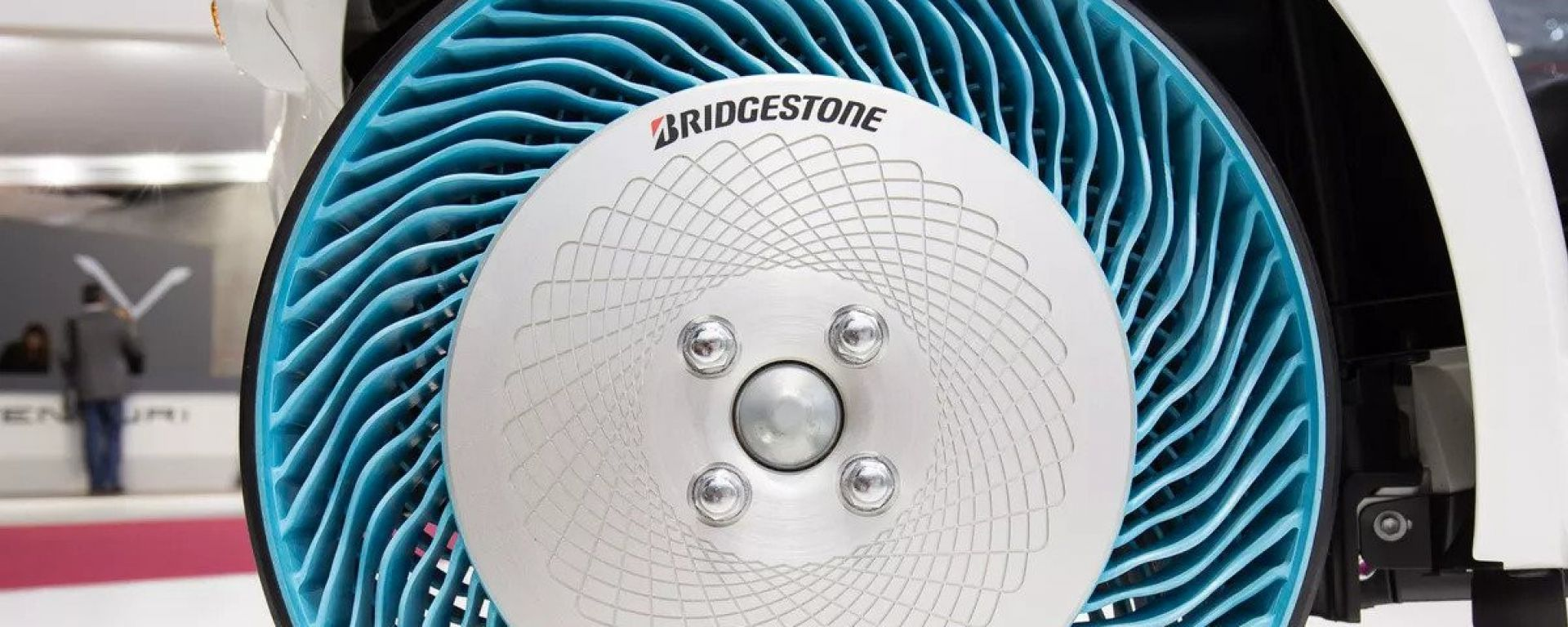 Le gomme senza camera d'aria di Bridgestone