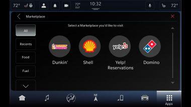 Le home page personalizzabili di Uconnect 5