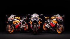 Honda CBR 1000RR Repsol: l'asta Iconic Motorbikes e Ride for Kids
