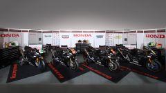 Le Honda CBR1000RR-R Fireblade SP 2020 pronte per il BSB