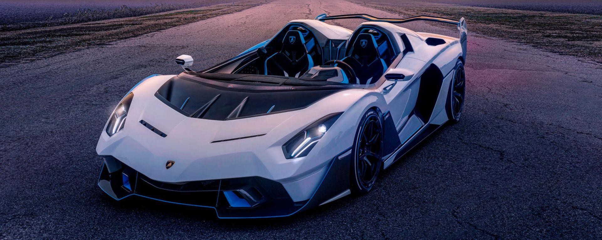 Le hypercar del 2020: Lamborghini SC20
