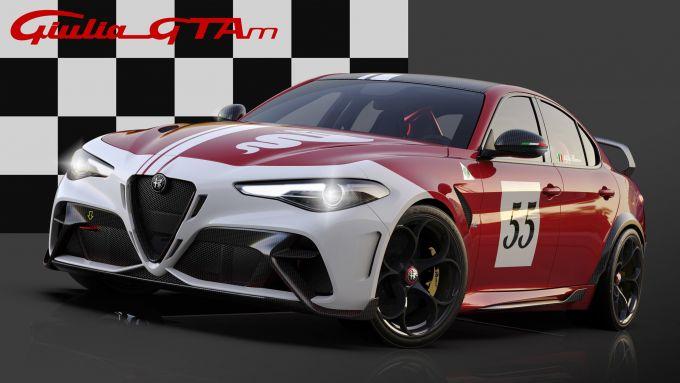 Le livree del Centro Stile Alfa Romeo si ispirano ai successi del passato