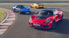 Lotus Elise ed Exige al capolinea nel 2021. Ecco le Final Edition