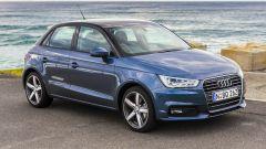 Le macchine migliori e peggiori che ho guidato: Audi A1 Sportback