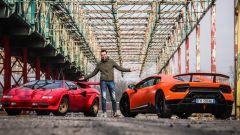 Le macchine migliori e peggiori che ho guidato: Lamborghini Huracan Performante la più chiassosa