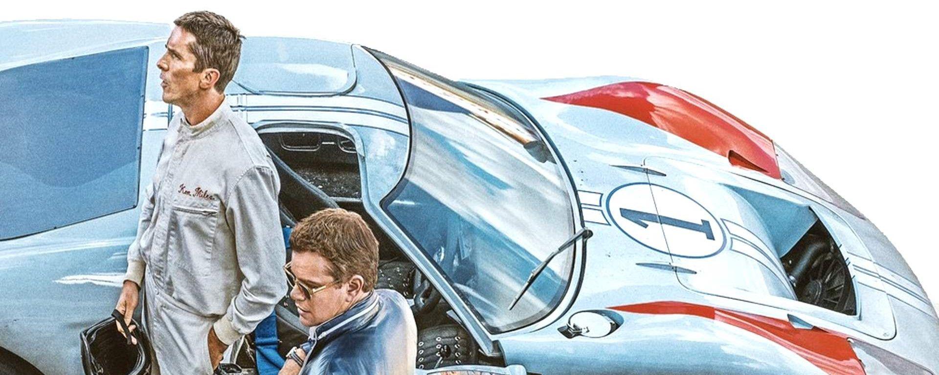 Le Mans '66 - La Grande Sfida con Christian Bale e Matt Damon
