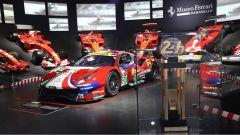 Le Mans, spettacolo virtuale al Museo Ferrari di Maranello
