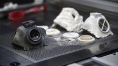 Le mascherine FFP3 realizzate da Skoda con la stampa 3D