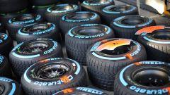 Le mescole Pirelli 2017 in test a Paul Ricard