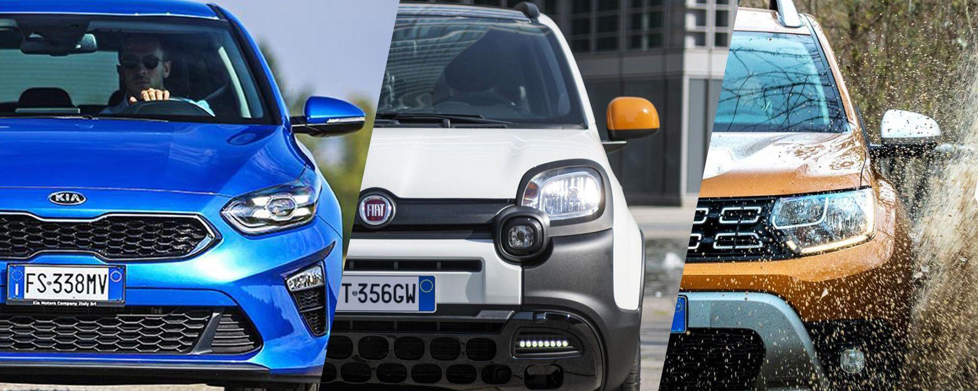 Le migliori auto a GPL: guida all'acquisto
