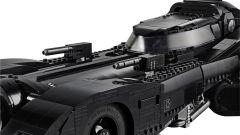Le mitragliatrici a scomparsa della Batmobile LEGO