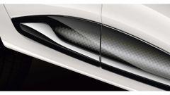 Le modanature della fiancata - Renault Clio DUEL