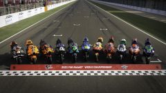 Le moto della MotoGP 2021
