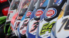 Le moto della Superbike 2020